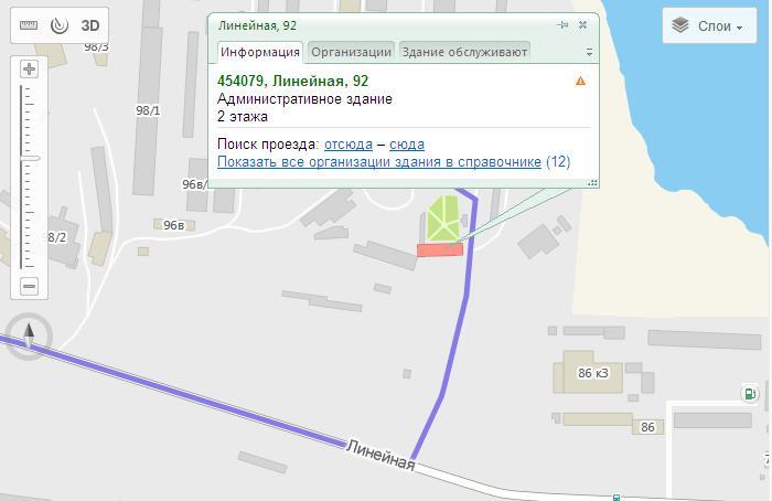 map sbk
